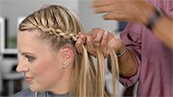 Sam Villa Education - Learn to Braid - Inside and Outside Plaits, 3 and 4 Strand Braids