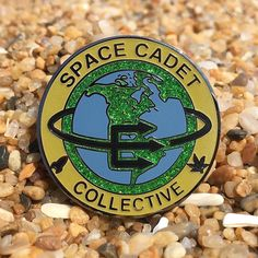 "#Repost @spacecadetcollective  Our ""OG Logo"" pins are only $8 in our webstore! Go snag one so you can represent the spaciest company out there! Keep your head in the clouds space cadets!    (Posted by https://bbllowwnn.com/) Tap the photo for purchase info. Follow @bbllowwnn on Instagram for more great pins!"