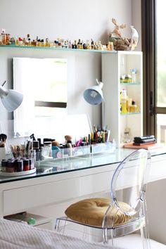 Penteadeira – Spa em Casa (corpo)