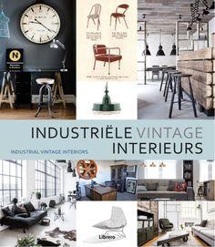 Inspiratieboek voor je interieur! Opmaak binnenwerk door Studio Spade Vintage Industrial, Gallery Wall, Studio, Ideas, Home Decor, Books, Paper, Industrial Style, Architecture