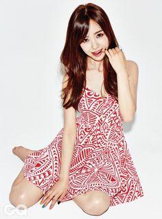 AOA Mina - GQ Magazine August Issue '14