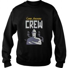 camp ananwanna crew LIMITED TIME ONLY. ORDER NOW if you like, Item Not Sold Anywhere Else. Amazing for you or gift for your family members and your friends. Crew Sweatshirts, My T Shirt, Friends, Amazing, Gift, Amigos, Boyfriends, Gifts