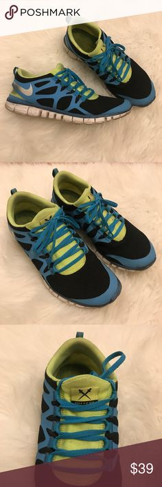 Men's Nike Free 3.0 10.5 Worn Men's Nike Free 3.0 in good condition. Could afford to be cleaned but aside from that they have no flaws. Size 10.5 in Men's. No trades. Bundle for discount. Nike Shoes Sneakers