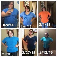 Wow!! Dawn lost 50 lbs in 4 months with TruVision! TruVision is for real!! Orer your TruCombo 30 day supply at www.pknicely.truvisiohealth.com