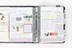 stephanie makes: Memory Planner: January