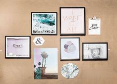 Trend Gallery Wall: Wie Sie zu Hause eine individuelle Bilderwand aufhängen? Das zeigen wir Ihnen in unserem super einfachen Video Tutorial.