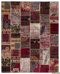 Contemporary Rugs | Kilim Rugs, Overdyed Vintage Rugs, Hand-made Turkish Rugs, Patchwork Carpets by Kilim.com