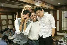 Takuya,Tyler, Yuan