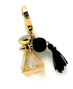 Juicy Couture Perfume Atomizer Charm