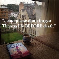 paulo coelho quotes about life and death