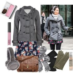 """Joan Watsons Style"" by mazkool on Polyvore"