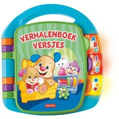 Fisher-price Liedjesboek Fisher-price