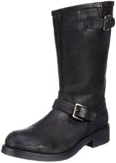 Amazon.com: Diesel Women's Buckler Boot: Shoes $112