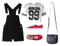 """Road Trip Look"" by foreverfashion21-1 ❤ liked on Polyvore featuring Vans"