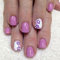 32 awesome nail design ideas to beautify your style 6 Shellac Nails, Manicure And Pedicure, Toe Nails, Fingernail Designs, Cool Nail Designs, Girls Nails, Pretty Nail Art, Fancy Nails, Stylish Nails