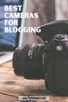 List of 10 awesome cameras for bloggers. This guide also includes: Tips for Buying a Camera Phone for Blogging | Where To Buy Blogging Cameras | What Camera Gear Do You Need for Blogging | Tips to Improve Your Photography Skills for Blogging | What Cameras Do Bloggers Use #blogging #cameragear #photojeepers Camera Gear, Camera Phone, Best Camera For Blogging, Take Video, Perfect Camera, Photography Gear, Travel Videos, Camera Accessories, Digital Camera