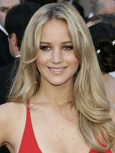 Jennifer Lawrence blonde