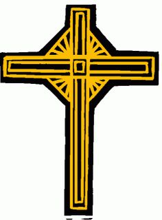 Shield With Cross Clipart | the cross in art and love- 1 ...