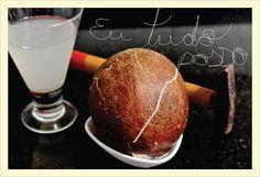 Alimentação Integrativa - Receitas para Viver Bem: COMO TIRAR A CASCA DO COCO