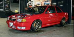 Sunny B13 Nissan, Nissan Sunny, Honda Civic Coupe, Nissan Sentra, Cars And Coffee, Nissan Skyline, Jdm Cars, Pitbull, Cars And Motorcycles
