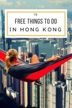 One of Asia's busiest tourist hub, Hong Kong is definitely not the cheapest choice out there. So here are the best and free things to do in Hong Kong! Hong Kong Travel Tips, Hong Kong Tourist Map, Trauma, China Travel, Italy Travel, Shopping Travel, Japan Travel, Hotels, Free Things To Do