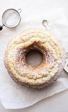 Recept voor Italiaanse citroentaart voor tussendoor, als dessert of ontbijt | Franska.nl