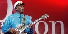 """Les réactions pleuvent suite à la mort de Chuck Berry : """"Aucun de nous ne serait ici sans lui"""""""