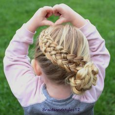 Little girls are just very young women, and beauty matters can't be foreign to them, in spite of their tenderest age. From the earliest years little princesses show great interest in the dressers a…