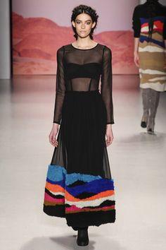Mara Hoffman - Autumn/Winter 2015-16 Ready-To-Wear - NYFW (Vogue.co.uk)