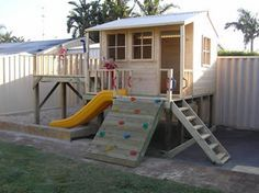 Cubby House for kids!