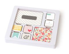 SQUARE Project Life!!! You're killing me Becky Higgins!! #love #musthave #projectlife