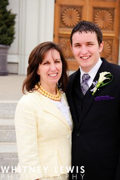 LDS Weddings- Mother of the groom- information on what to do, etiquette, hairstyles, dress ideas and more !