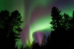 Northern Lights, Finland | 30 Sights That Will Give You A Serious Case Of Wanderlust