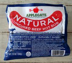 Applegate Natural Hot Dogs
