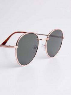Óculos de Sol Redondo Urbano Modelo Kennedy Médio 8a6624b975
