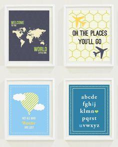 Nursery Prints: Arou