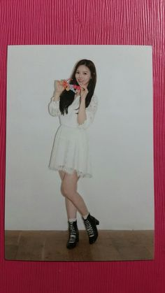 OH MY GIRL HYOJUNG Official Photocard ANGEL ITEM 3rd Repackage Album WINDY DAY