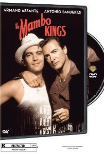 Cote de Pablo was in the movie The Mambo Kings.