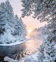 Have a wonderful Sunday #nordicwinter  by Asko Kuittinen.