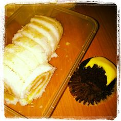 Pili cake and cup cake..yum - @jellyvince- #webstagram
