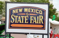 """NM State Fair  We always had a """"Fair Day"""" and got out of school early. I went every year with my high school friends in the 60's"""