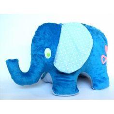 Słonik niebieski