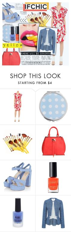 """""""Ifchic"""" by beenabloss ❤ liked on Polyvore featuring 10 Crosby Derek Lam, Miss Selfridge, Max Factor, New Look and ifchic"""