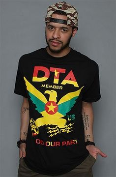 DTA The DTA Grenada Tee in Black,T-shirts for Men DTA SECURED BY ROGUE STATUS, http://www.amazon.com/dp/B003Z9U2J2/ref=cm_sw_r_pi_dp_fG7hqb1PAXHNH