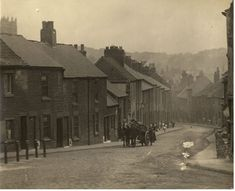 Photograph showing Durham City from Framwellgate Old Images, Old Pictures, Local History, British History, Victorian Street, Victorian Era, Family History Book, History Books, Durham City