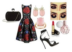 """""""Dont wake me up"""" by timmology on Polyvore featuring Dsquared2, Chi Chi, DVF and Gucci"""