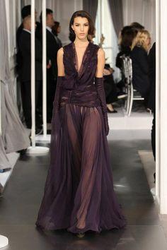 Bill Gaytten for Christian Dior,  Paris Haute Couture Spring 2012.