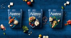 Apetina Redesign on Packaging of the World - Creative Package Design Gallery
