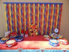 PAW Patrol Birthday Party Ideas | Photo 3 of 18 | Catch My Party