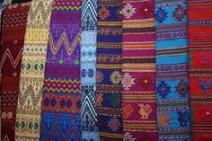Historias desde Guatemala: Tejidos artesanales